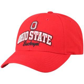 Adult Top of the World Ohio State Buckeyes Advisor Adjustable Cap