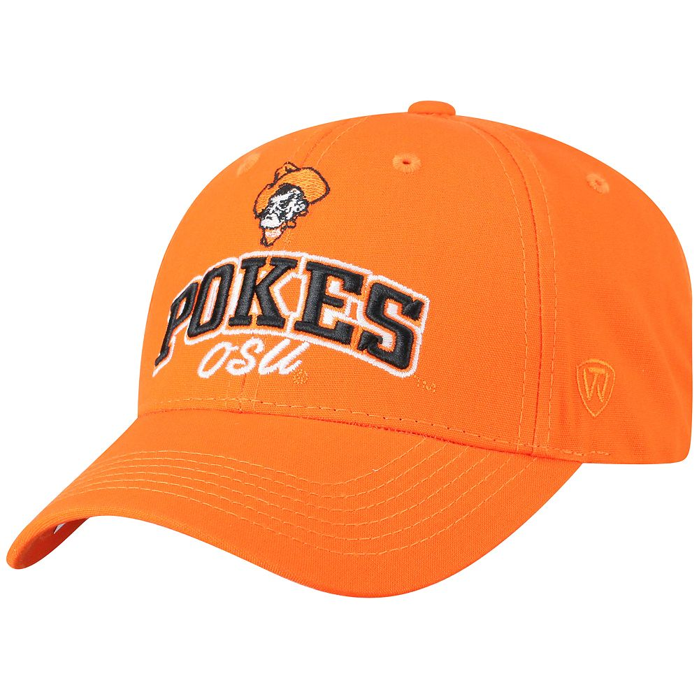 Adult Top of the World Oklahoma State Cowboys Advisor Adjustable Cap