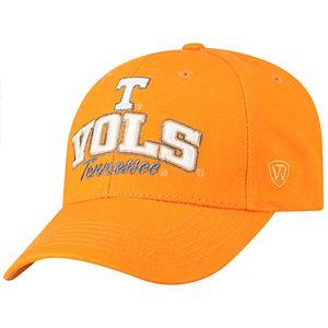 Adult Top of the World Tennessee Volunteers Advisor Adjustable Cap