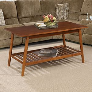 Linon Charlotte Coffee Table