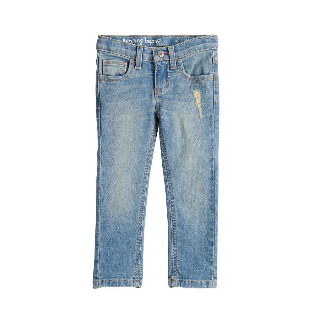 Toddler Girl Jumping Beans® Distressed Skinny Jeans