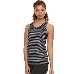 Women's Tek Gear® Performance Mesh Racerback Tank