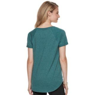 Women's SONOMA Goods for Life? Super Soft French Terry Raglan Tee
