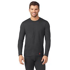 Men's Climatesmart by Cuddl Duds® Far-Infrared Heavyweight Performance Base Layer Tee