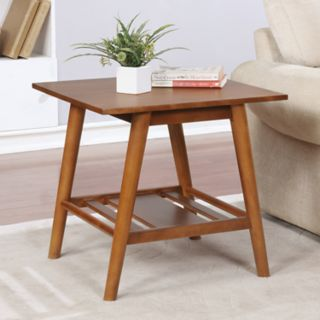 Linon Charlotte End Table