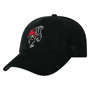 Adult Top of the World Texas Tech Red Raiders Artifact Adjustable Cap