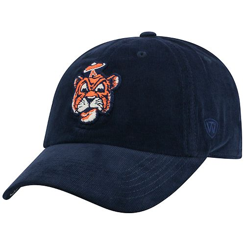 Adult Top of the World Auburn Tigers Artifact Adjustable Cap