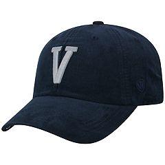 Men's Top of the World Villanova Wildcats Artifact Corduroy Adjustable Cap