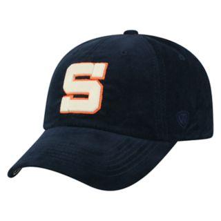 Men's Top of the World Syracuse Orange Artifact Corduroy Adjustable Cap