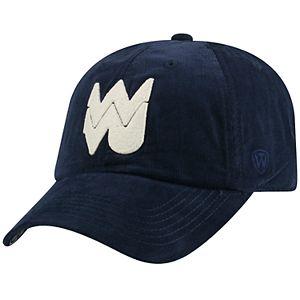 Adult Top of the World West Virginia Mountaineers Artifact Adjustable Cap