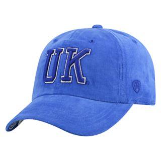 Adult Top of the World Kentucky Wildcats Artifact Adjustable Cap