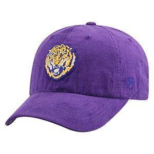 Adult Top of the World LSU Tigers Artifact Adjustable Cap
