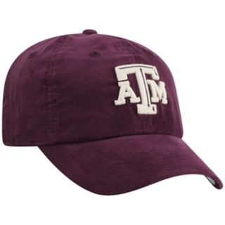 Adult Top of the World Texas A&M Aggies Artifact Adjustable Cap