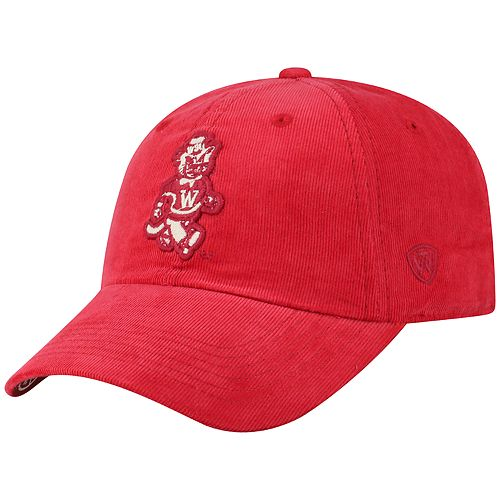 Adult Top of the World Washington State Cougars Artifact Adjustable Cap