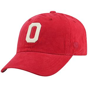 Adult Top of the World Oklahoma Sooners Artifact Adjustable Cap