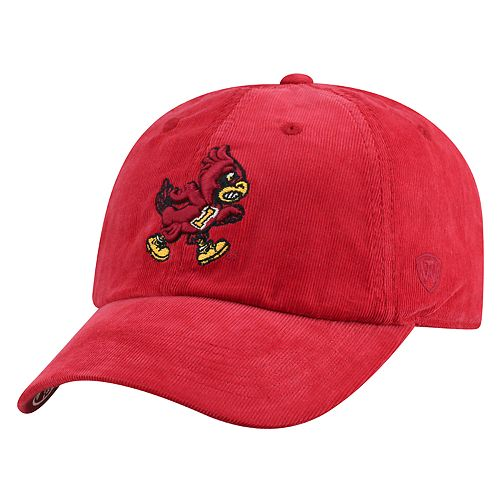 Adult Top of the World Iowa State Cyclones Artifact Adjustable Cap