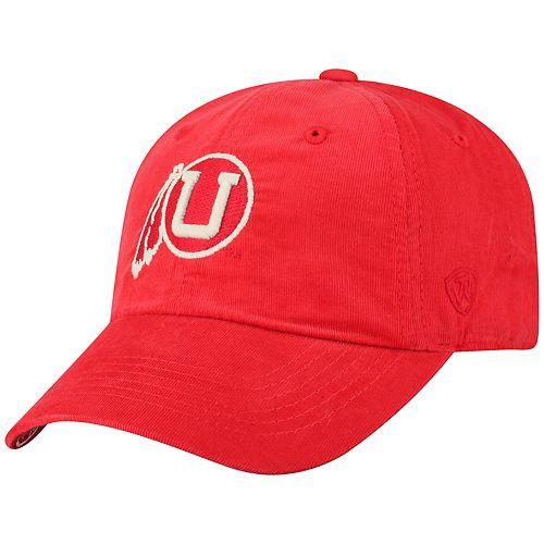 Adult Top of the World Utah Utes Artifact Adjustable Cap