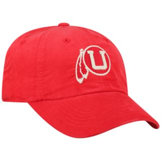 Adult Top of the World Utah Utes Artifact Adjustable Cap