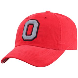 Adult Top of the World Ohio State Buckeyes Artifact Adjustable Cap