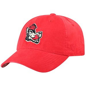 Adult Top of the World North Carolina State Wolfpack Artifact Adjustable Cap