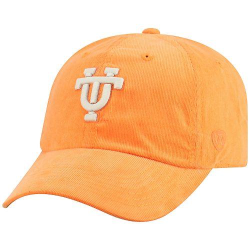 Adult Top of the World Tennessee Volunteers Artifact Adjustable Cap