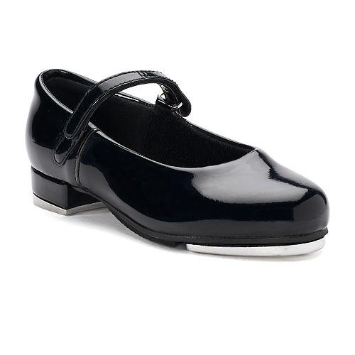 Leo Rhythm Girls' Mary Jane Tap Shoes