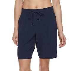 Women's Tek Gear® Woven Bermuda Shorts