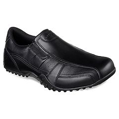 Skechers Work Relaxed Fit Elston Kasari SR Men's Loafers