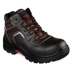 Skechers Work Relaxed Fit Burgin Sosder Men's Composite Toe Boot