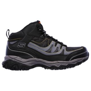 Skechers Work Relaxed Fit Holdredge Rebem Men's Steel Toe Boots