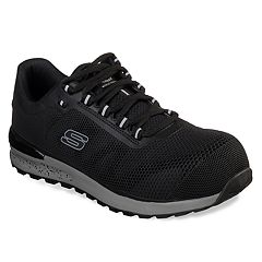 Skechers Work Bulklin Men's Composite Toe Shoes
