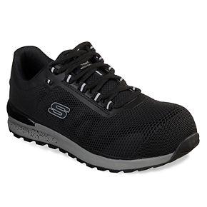 Skechers Work Bulklin Men's Composite Toe Shoes