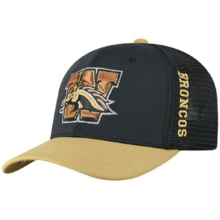 Adult Top of the World Western Michigan Broncos Chatter Memory-Fit Cap