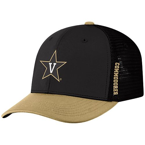 8b1d2fed Adult Top of the World Vanderbilt Commodores Chatter Memory-Fit Cap