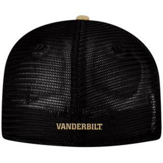 Adult Top of the World Vanderbilt Commodores Chatter Memory-Fit Cap