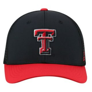 Adult Top of the World Texas Tech Red Raiders Chatter Memory-Fit Cap