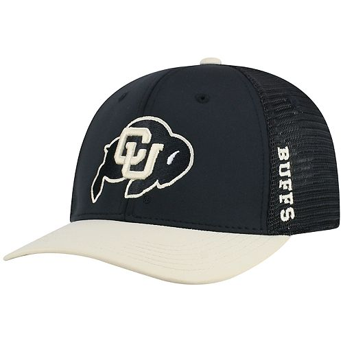 Adult Top of the World Colorado Buffaloes Chatter Memory-Fit Cap