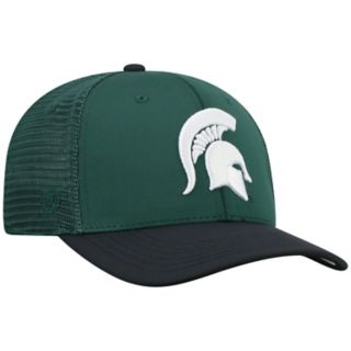 Adult Top of the World Michigan State Spartans Chatter Memory-Fit Cap