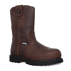 Skechers Work Relaxed Fit Ruffneck Men's Steel Toe Wellington Boots