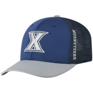 Adult Top of the World Xavier Musketeers Chatter Memory-Fit Cap