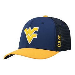 52950a19414 Adult Top of the World West Virginia Mountaineers Chatter Memory-Fit Cap
