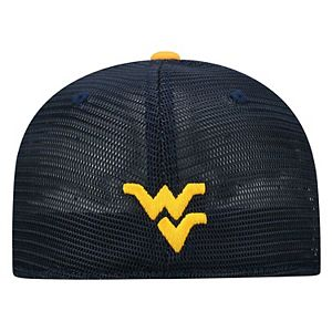 Adult Top of the World West Virginia Mountaineers Chatter Memory-Fit Cap