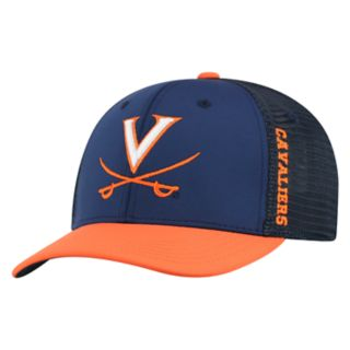 Adult Top of the World Virginia Cavaliers Chatter Memory-Fit Cap