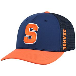 Adult Top of the World Syracuse Orange Chatter Memory-Fit Cap