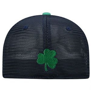Adult Top of the World Notre Dame Fighting Irish Chatter Memory-Fit Cap