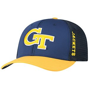 Adult Top of the World Georgia Tech Yellow Jackets Chatter Memory-Fit Cap