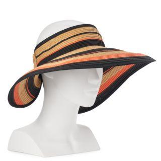 Women's SONOMA Goods for Life? Striped Roll-Up Visor