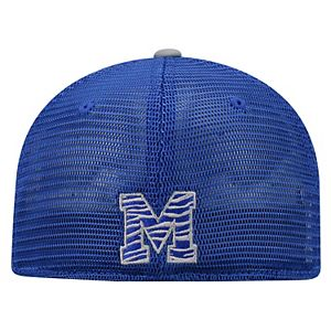 Adult Top of the World Memphis Tigers Chatter Memory-Fit Cap