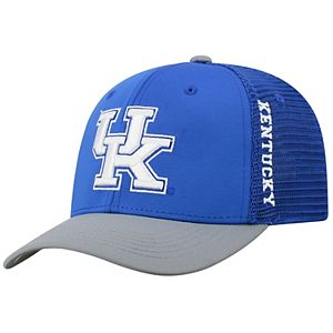 Adult Top of the World Kentucky Wildcats Chatter Memory-Fit Cap