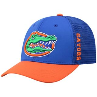 Adult Top of the World Florida Gators Chatter Memory-Fit Cap